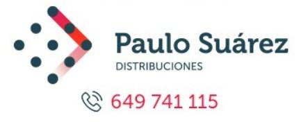 PAULO SUÁREZ DISTRIBUCIONES